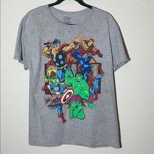 Large Marvel Avengers Tee